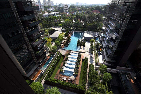 Leedon Residence - EDGEPROP SINGAPORE