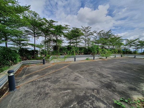 roof terrace of the factory building - EDGEPROP SINGAPORE