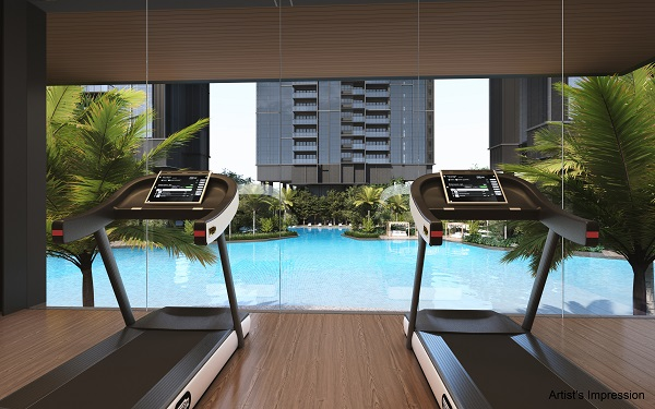 Clubhouse GYM - EDGEPROP SINGAPORE