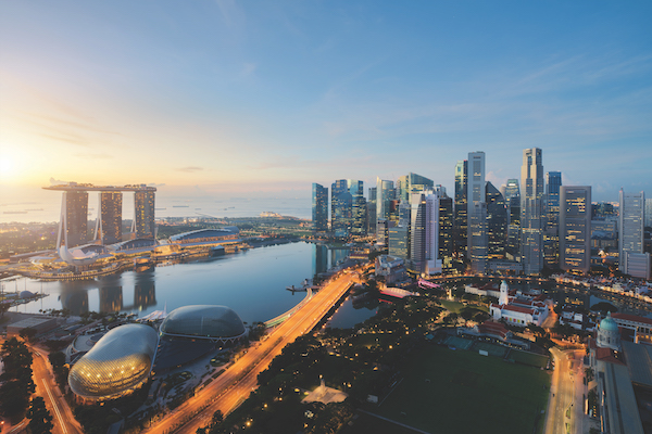 Office market -  Despite a robust start to the year, the performance of Singapore's office market moderated in 2H2019 (Shutterstock image)  - EDGEPROP SINGAPORE