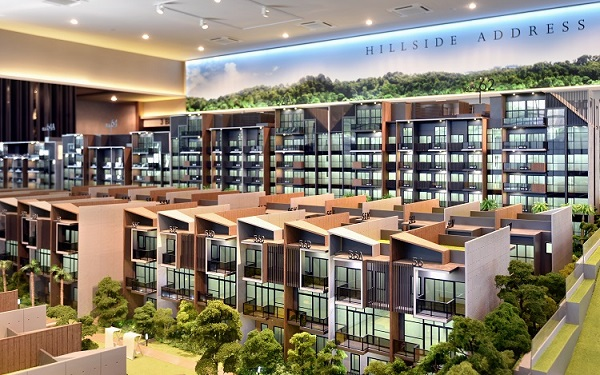 KENT RIDGE HILL RESIDENCES - Kent Ridge Hill Residences is a 548-unit, 99-year leasehold development on South Buona Vista Road