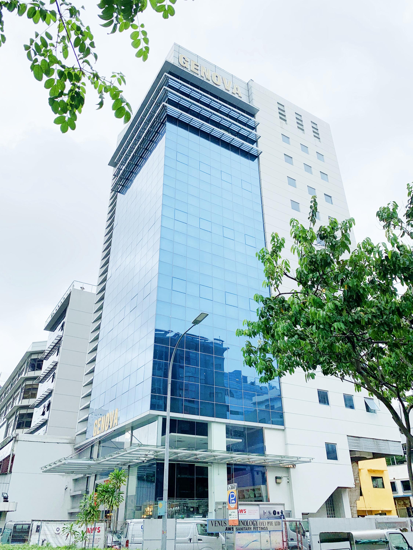 EDGEPROP SINGAPORE - Genova Building (Credit: Knight Frank)