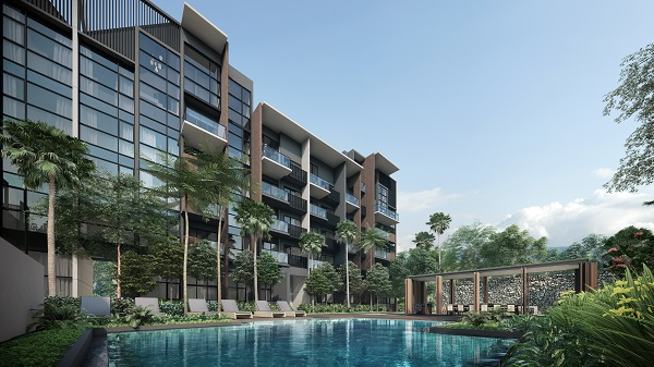 "KENT RIDGE HILL RESIDENCES - Kent Ridge Hill Residences was conceived as an ""interesting lux resort"", says Oxley"