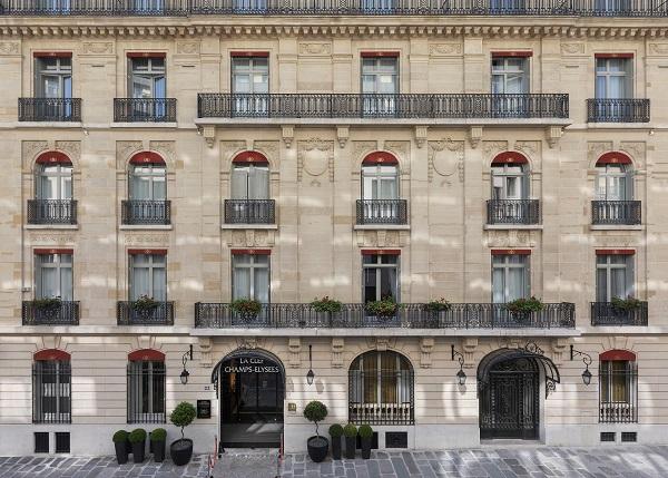 The two-year restoration of La Clef Champs-Élysées Paris is a careful interpretation of modern Parisian living (Credit: CapitaLand) - EDGEPROP SINGAPORE