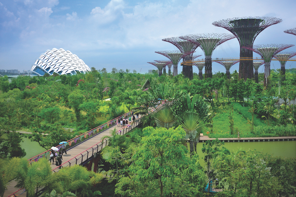 EDGEPROP SINGAPORE - As economic activity slumps, much better has it been for the environment we live in (Source: Shutterstock) - EDGEPROP SINGAPORE