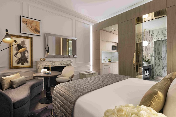 The fireplace in the rooms were restored, taking after the original design (Credit: CapitaLand) - EDGEPROP SINGAPORE