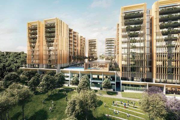 Crown Group's West End development in Brisbane