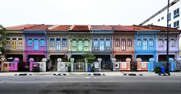 KATONG - Koon Seng Road, named after businessman Cheong Koon Seng, boasts distinct shophouses and homes in Peranakan style - EDGEPROP SINGAPORE