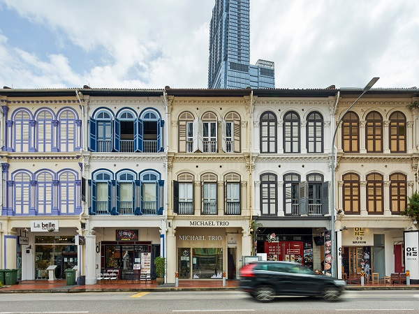 Tanjong Pagar conservation shophouse for sale at $10.2 mil - Singapore Property News