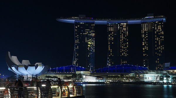 Singapore (pictured) trails London and New York as prime real estate cities of the world (Image from Shutterstock) - EDGEPROP SINGAPORE