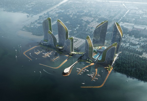 CROWN GROUP - Crown Group's upcoming development in Jakarta