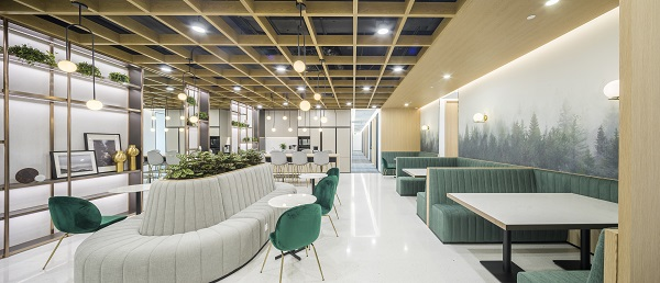 EDGEPROP SINGAPORE - An open pantry helps facilitate dialogue, because people like to gather around food and drinks and mingle: Chen (Credit: Arcc Spaces)