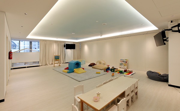 Trehaus - The preschool, which accepts ages 18 months to six years, started operations in October and has now taken 12 children under its wing (Credit: Samuel Isaac Chua/ The Edge Singapore)