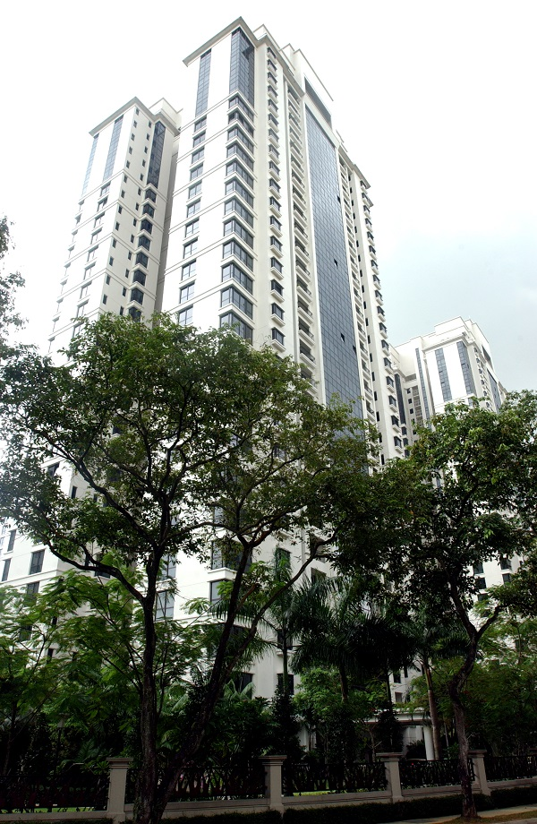EDGEPROP SINGAPORE - The 8,740 sq ft unit at Ardmore Park was bought for $16 million ($1,831 psf) in January 1998 (Credit: The Edge Singapore)