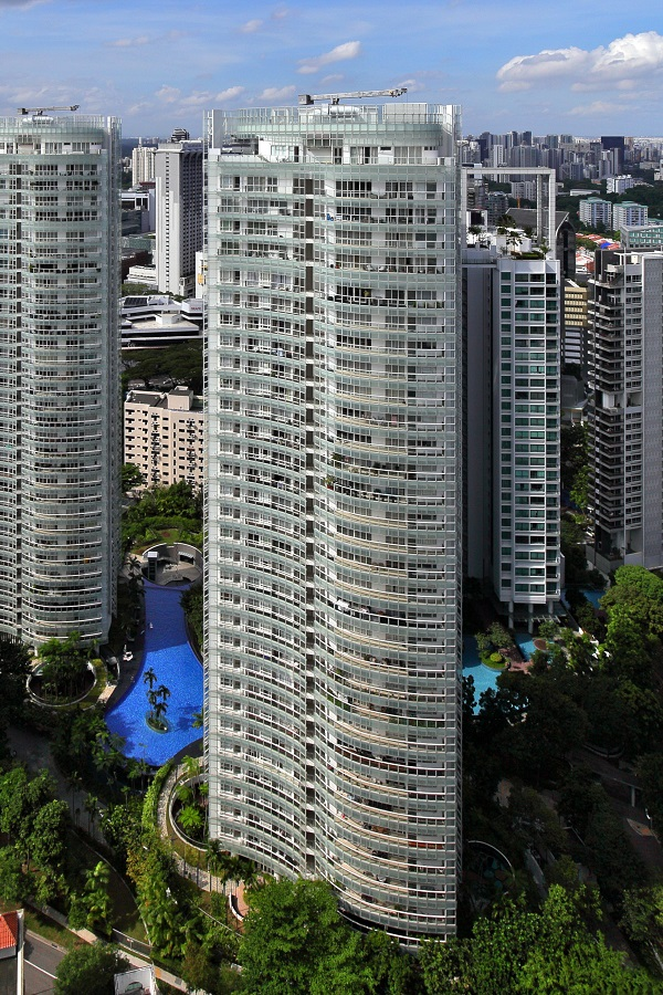 Completed in 2010, the freehold St Thomas Suites comprises 176 units across 33 floors (Credit: Samuel Isaac Chua/ The Edge Singapore)   - EDGEPROP SINGAPORE
