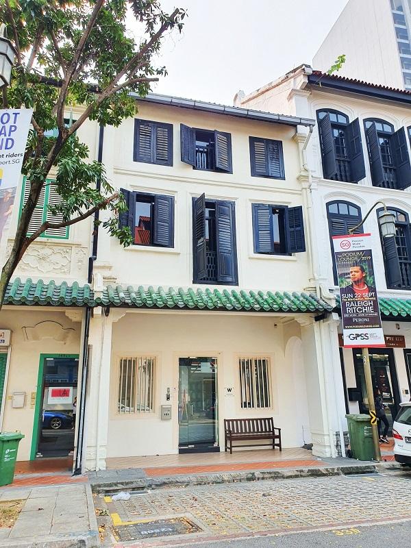 151 Telok Ayer Street - EDGEPROP SINGAPORE