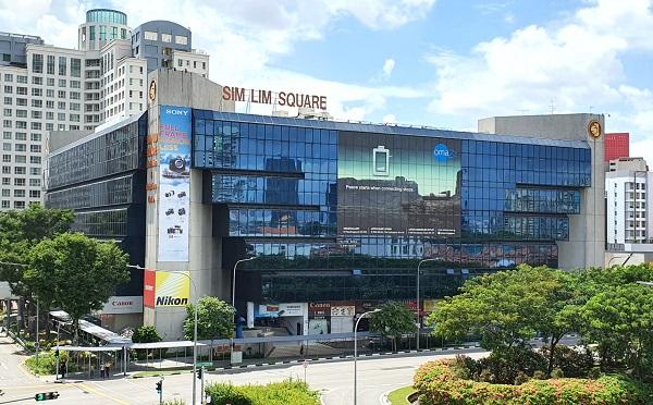 Sim Lim Square (Credit: Knight Frank Singapore)
