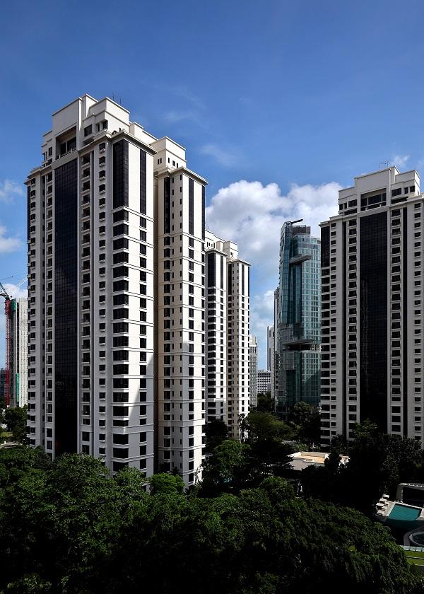 11月29日,Ardmore Park一套公寓的卖家以$920万(每平方英尺$ 3,189)的价格售出,获得了$240万或35%利润。(来源:Samuel Isaac Chua/ The Edge Singapore)