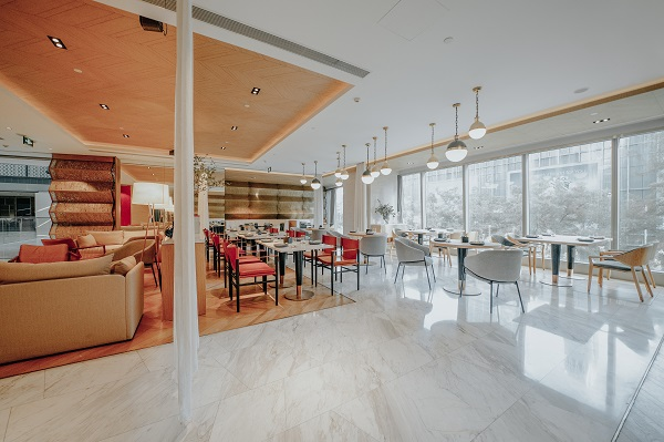 EDGEPROP SINGAPORE - The Hudson restaurant is Arcc Spaces' own F&B concept in Beijing at The City (Credit: Arcc Spaces) - EDGEPROP SINGAPORE