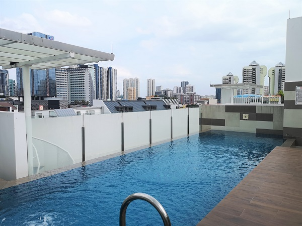 EDGEPROP SINGAPORE - RITZ @ FARRER SWIMMING POOL