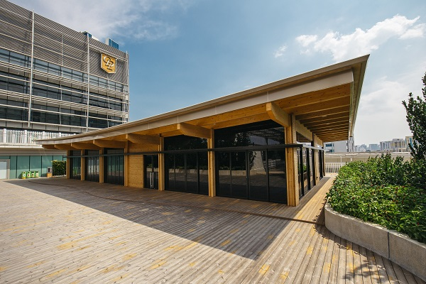 The Singapore Sustainability Academy (pictured), located at City Square mall, is one of CDL's sustainably designed and built projects (Credit: CDL)