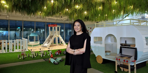 Trehaus - Kim: If you ask me what kind of business Trehaus is, I would say it's an education business, first and foremost. (Credit: Samuel Isaac Chua/ The Edge Singapore)