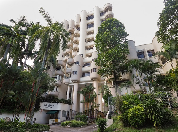 The seller of a resale unit at The Balmoral made a 60% profit, or an annualised profit of 3% over almost 14 years (Credit: Albert Chua/ The Edge Singapore)
