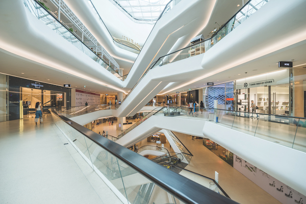 In the retail segment, new malls in Bangkok are expected to postpone their official opening dates to beyond 1Q2020, adopting a wait-and-see approach given weaker traffic due to the outbreak (Picture: Shutterstock) - EDGEPROP SINGAPORE