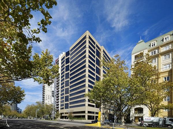 412 St Kilda Road, Melbourne (Credit: SC Capital Partners)