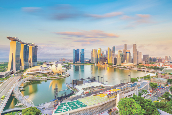 In Singapore's competitive private housing market, developers have been riding on the smart-home wave to differentiate their properties (Source: Shutterstock)