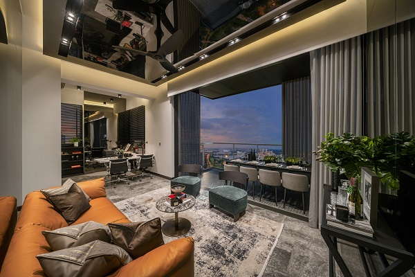A two-bedroom unit at Midtown Bay - EDGEPROP SINGAPORE