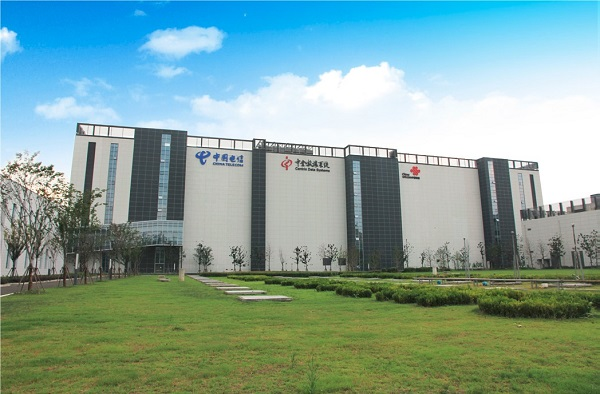 The data centre in Huaqiao (Credit: Gaw Capital Partners)