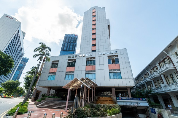 Maxwell-House - EDGEPROP SINGAPORE