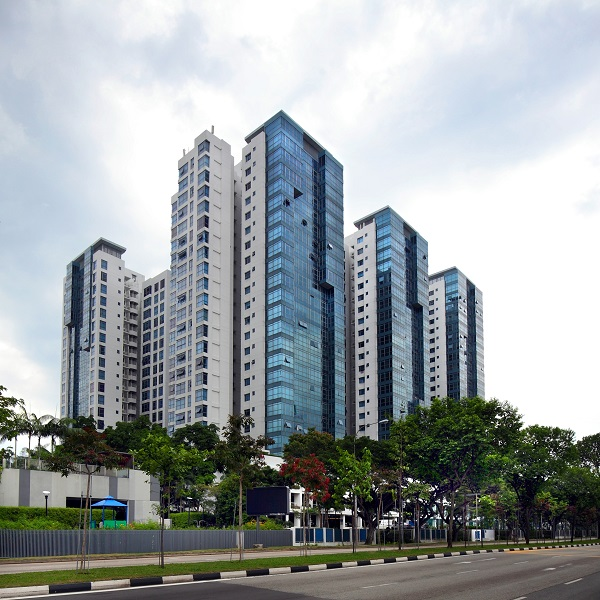 A unit sold at Blue Horizon, along West Coast Crescent in District 5, made the third largest gain over the period, netting a 79% profit of $542,930 for the seller (Credit: Samuel Isaac Chua/ The Edge Singapore)