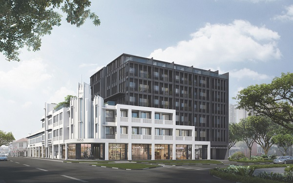 OXLEY HOLDINGS - One of the firm's more recent projects is 1953, a freehold condo by Oxley Holdings (Credit: Artist Impression/ Park + Associates)