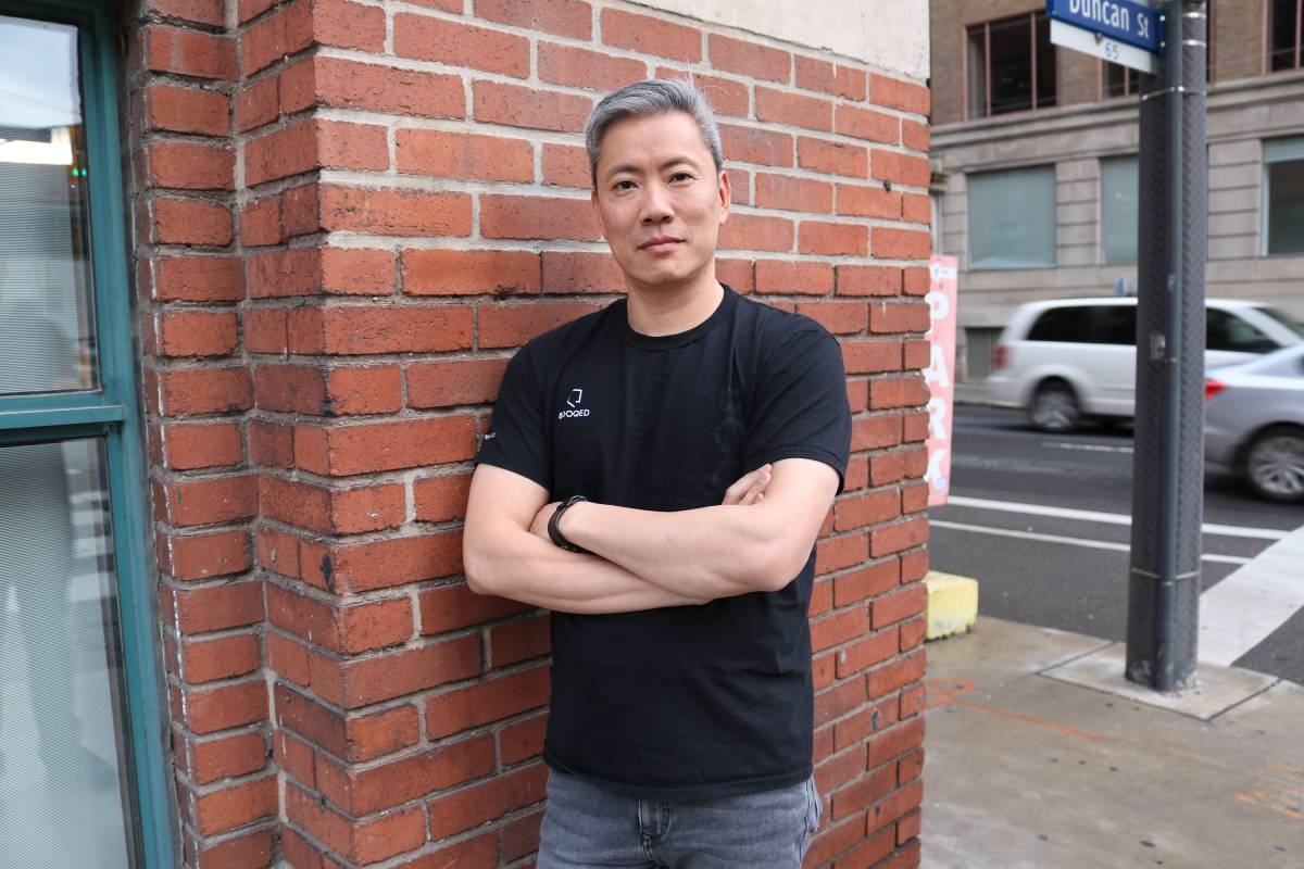 Booqed - CEO Wong: Booqed was set up in 2016 to alleviate the main pain points of finding and booking short-term business spaces (Credit: Booqed)