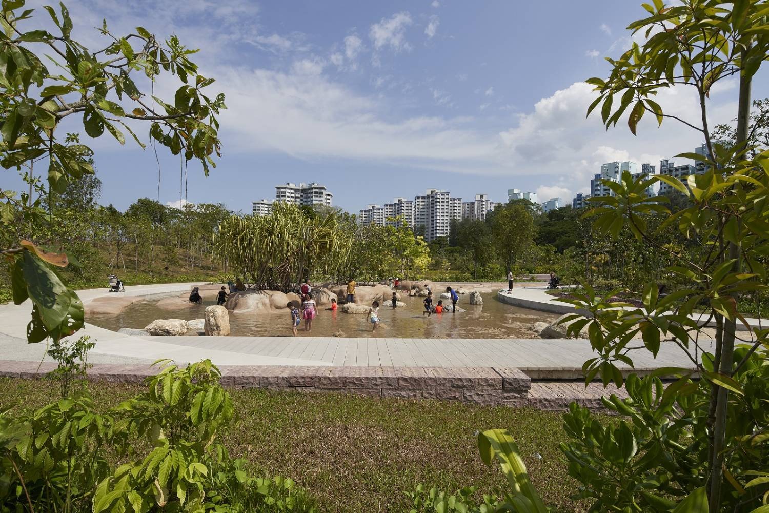 The first phase of Jurong Lake Gardens was designed by CPG (Photo: CPG Corp)