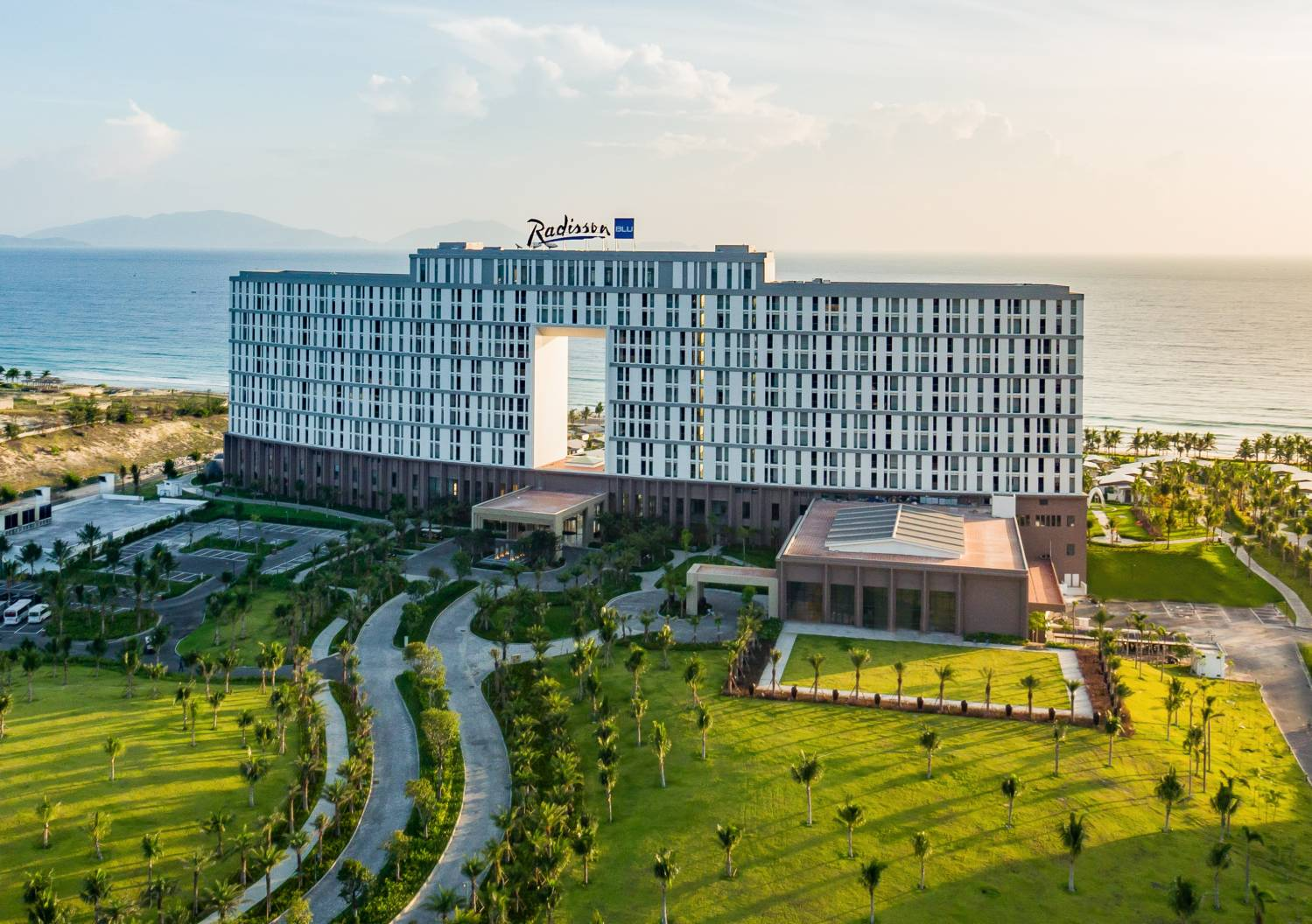 Radisson Blu Resort Cam Ranh will be the hotelier's second seafront resort in Vietnam (Picture: Radisson Hotel Group)