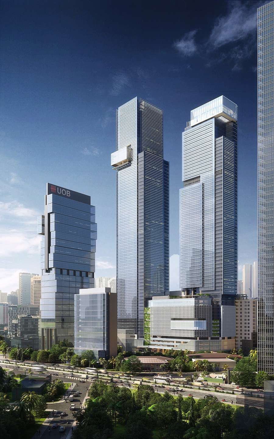 Thamrin Nine is a 5.2ha mixed-use development located in the heart of Jakarta's financial district (Photo: UOL Group)  - EDGEPROP SINGAPORE