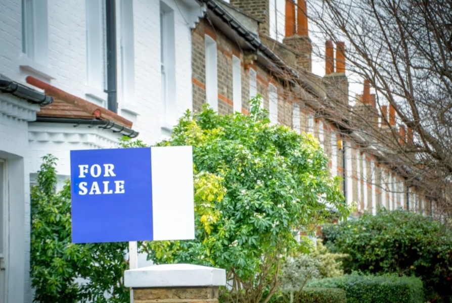 A flat for sale in London. The UK is likely to attract more real estate investors as the path to Brexit becomes clearer. Photo: Shutterstock Images