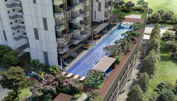 NEL MRT STATIONS - Uptown @ Farrer is located in 12 Perumal Rd, District 8