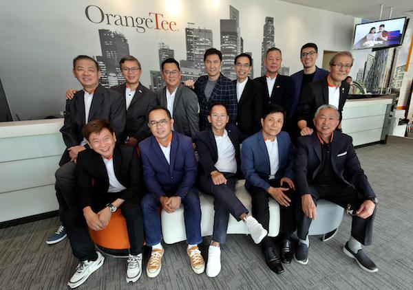 PCA management team