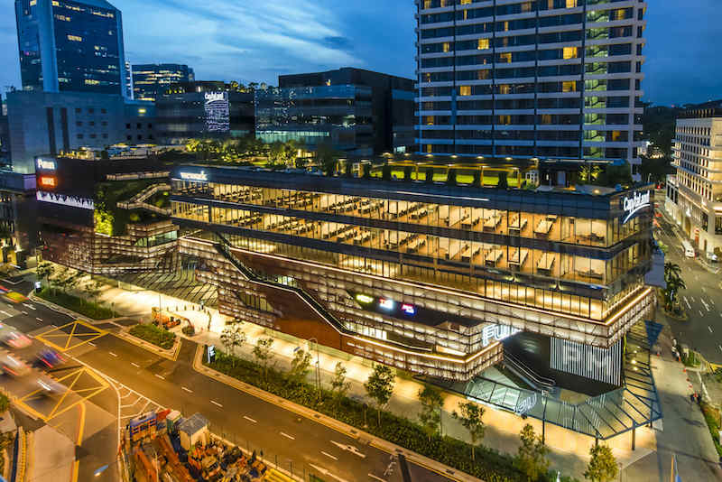 Funan - On June 28, Funan reopened after a three-year revamp, with 95% of its retail space leased