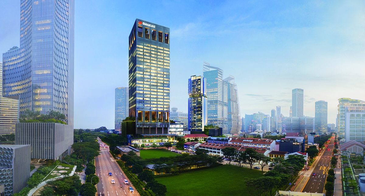 The $2.4 billion Guoco Midtown will have a mix of Grade-A office space, retail and F&B, public space and residences  - EDGEPROP SINGAPORE