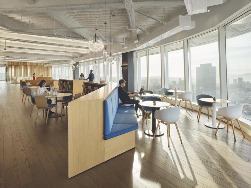CBRE San Francisco - CBRE's new office in San Francisco