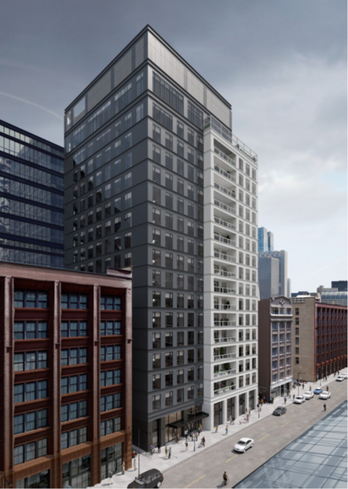 QIP -  QIP recently invested in a 170,000 sq ft co-living space in Chicago's South Loop neighbourhood of Printer's Row