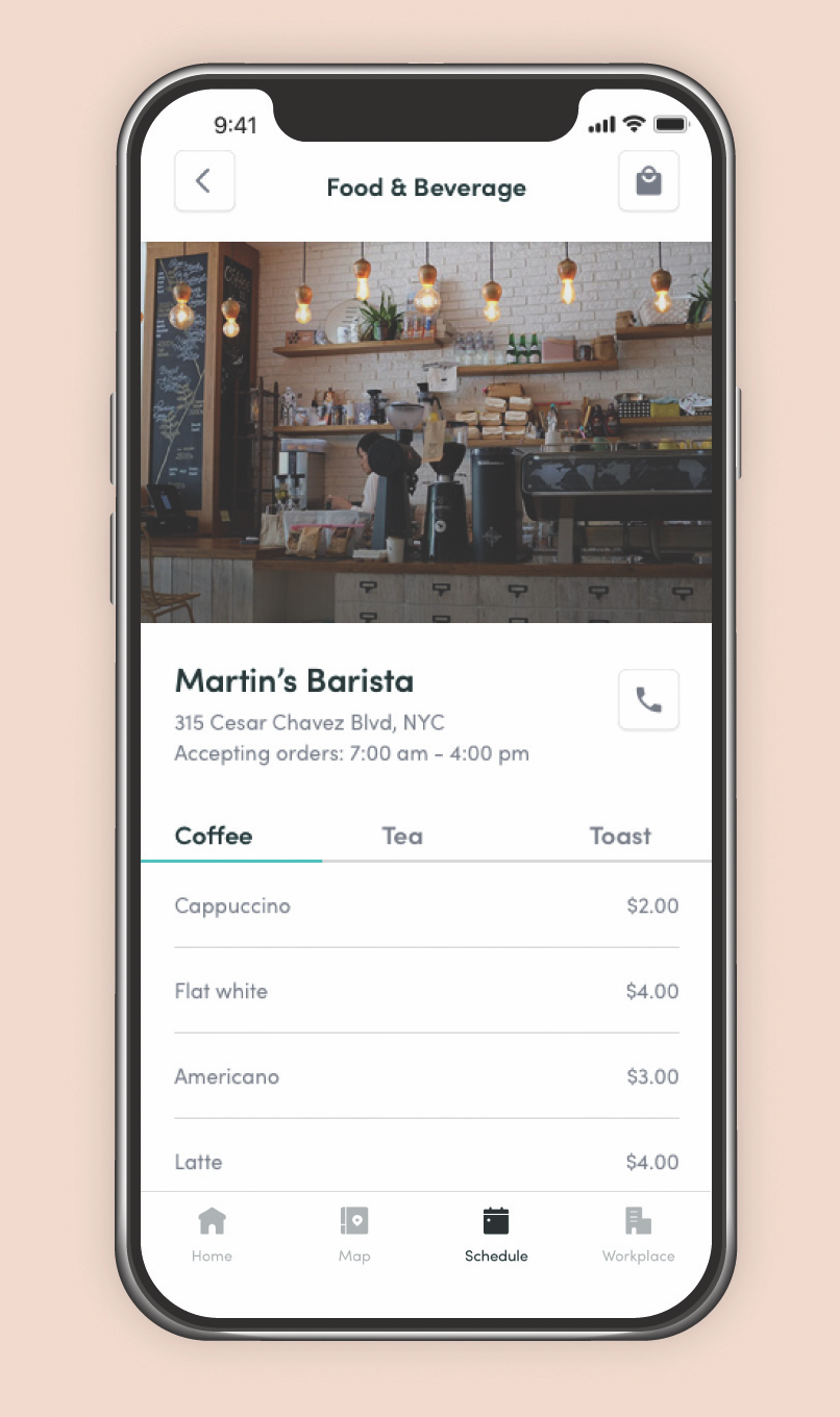 CBRE App Preview - Host is CBRE's latest technology-based, human-focused employee experience platform