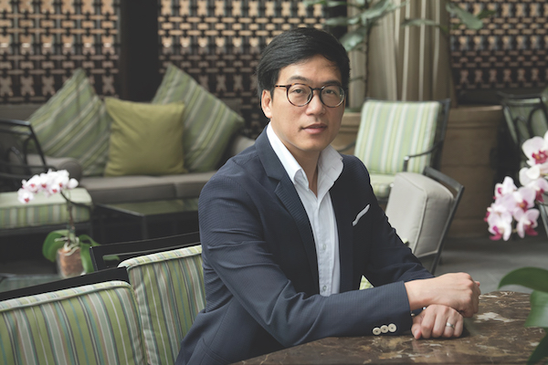 Napong Panthong - Yu Kiroro addresses a need for larger room sizes in the market