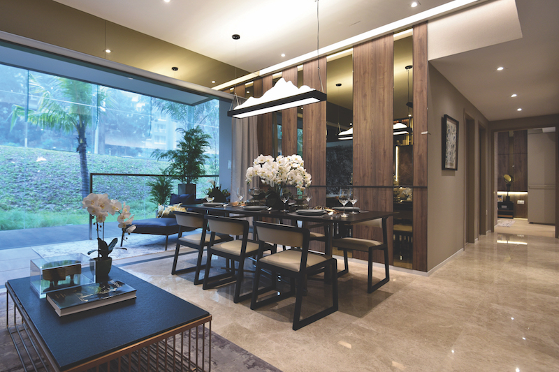 Woodleigh Residences showflat