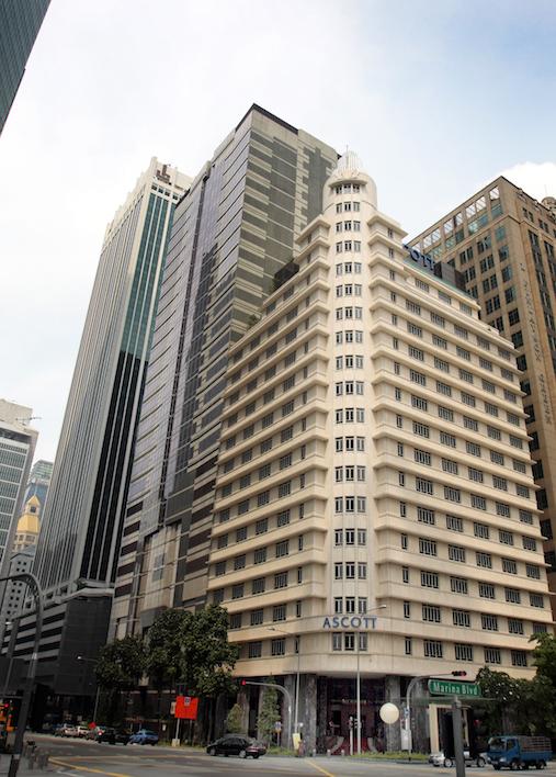 Ascott Raffles Place - EDGEPROP SINGAPORE
